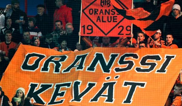 Oranssi kevät © Pekka Rautiainen - www.illcommunications.fi